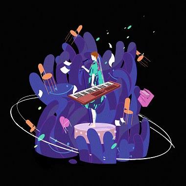 睡眠实验室(Piano version)