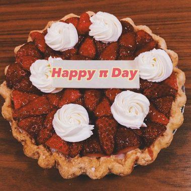 Pie Day Fun Day Sweet Day