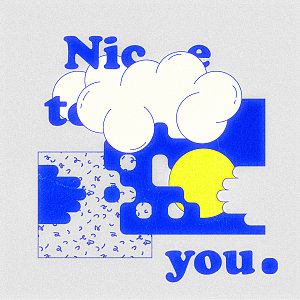 Nice to 密 you