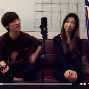 """Paige's 果酱集会"" #1 feat. 柯智棠: You and I (Wilco Cover)"