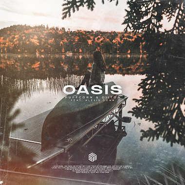 PuFFcorn & Diiton - Oasis (feat. Alexis Donn)
