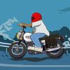 狼骑兵 Wolf Rider