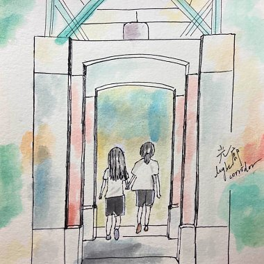 2020年-73届彰化女中毕业歌《光廊》