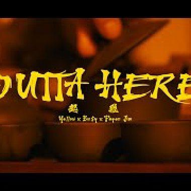 Bu$Y & Ye!!ow , Paper Jim - 【起飞 Outta Here】pord.BMTJ