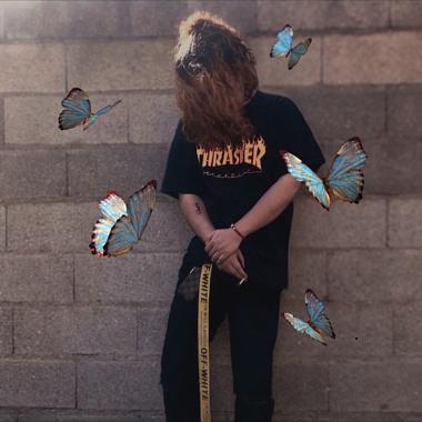 心碎人类需要butterfly