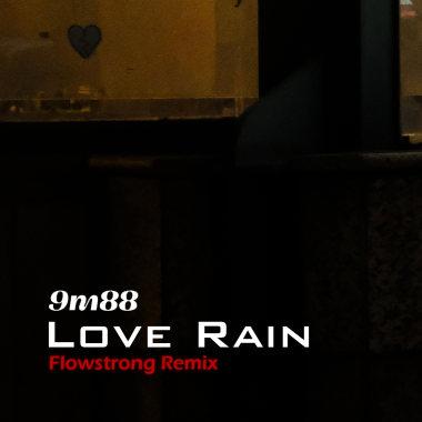 9m88 - 爱情雨Love Rain (flowstrong remix)