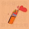 你去新开的LiveHouse楼下借个火吧