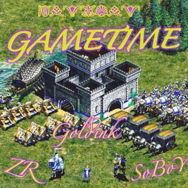 GOLDINK - GAMETIME feat. SOBOY & ZR (Prod.GOLDINK)