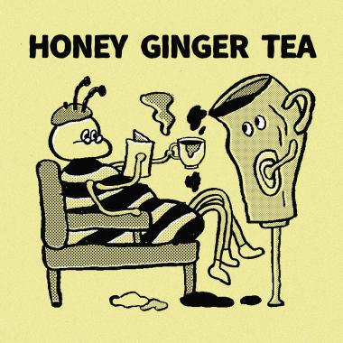 Honey Ginger Tea ft. Jayhuana