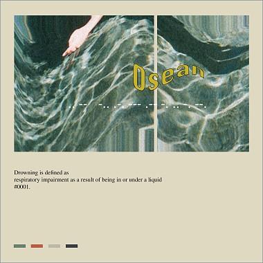 吴献 Osean - '溺溺 Drowning'